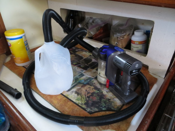 DIY Wet-Vac